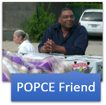Become a POPCE Friend and make better programs through POPCE.