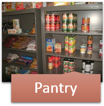 Come shop at our open-basket food pantry.